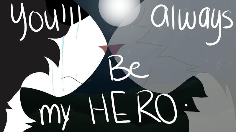 Violetpaw Needletail【You'll Always Be My Hero, Needletail】