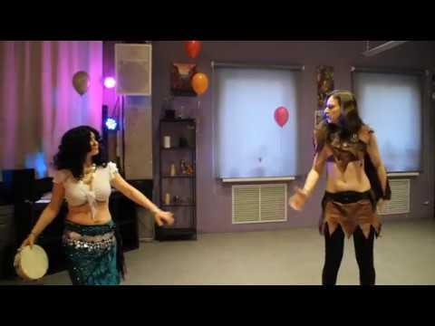 Midnight Tribe - Горбун из Нотр-Дама - Silver Rose Disney Tribal Party