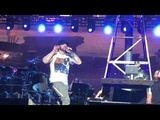 Eminem - Not Afraid (Nijmegen, Netherlands, 12.07.2018) Revival Tour