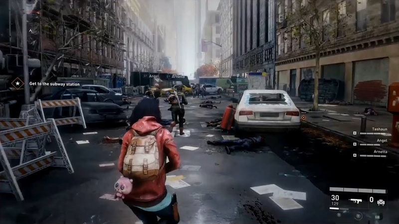 World War Z - 7 Minutes of NEW Gameplay | E3 2018 Demo (1080p)