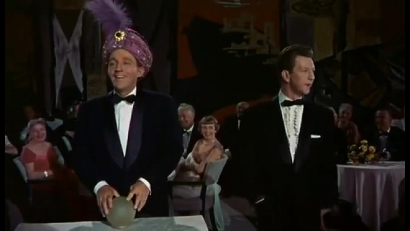 Bing Crosby A Second-Hand Turban and a Crystal Ball