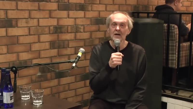 Встреча в Политкафе. Протоиерей Андрей Ткачёв.