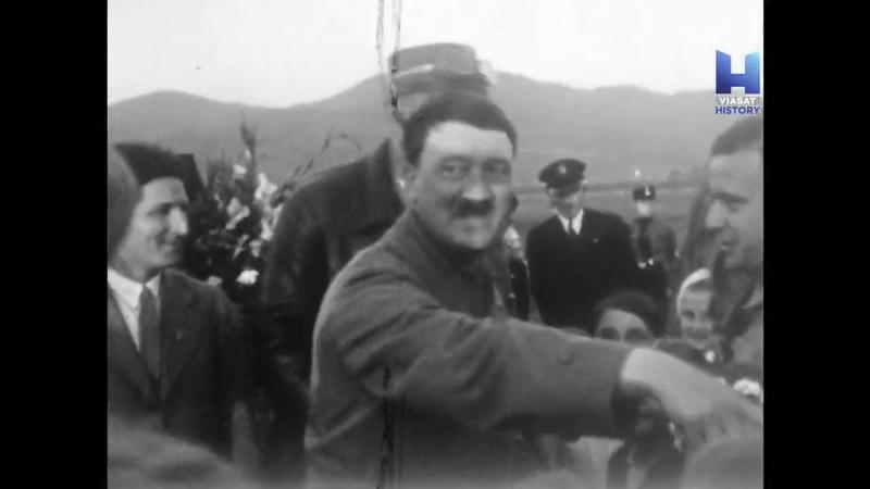 Моя Жизнь В Гитлеровской Германии My Life In Hitler's Germany 1 Серия 2018