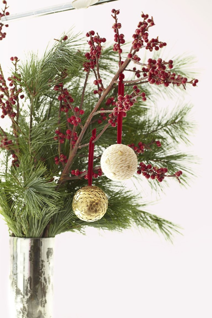 Новогодние шары своими руками: из тыквенных семечек и бумаги, крючком