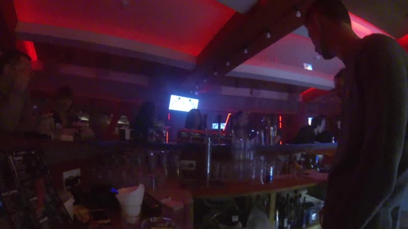 JAJDA BAR @ PUSH THE TEQUILA