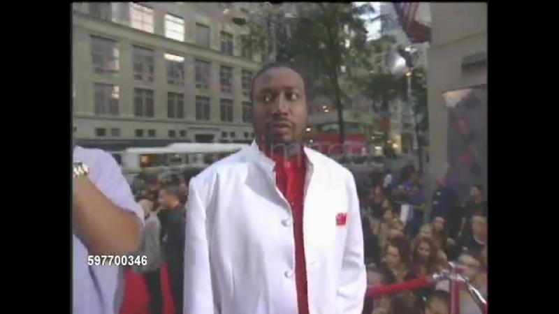 Ol' Dirty Bastard - MTV Video Music Awards Red Carpet 2003