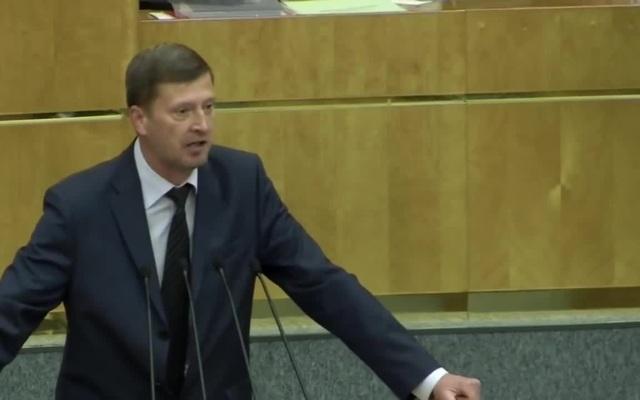 Депутат ГД Иванов УСТРОИЛ РАЗНОС ПРАВЯЩЕЙ ПАРТИИ!