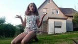 Wie ich den HandstandVom Handstand in Br