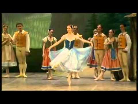 Giselle variation 1st act S Zakharova R Bolle