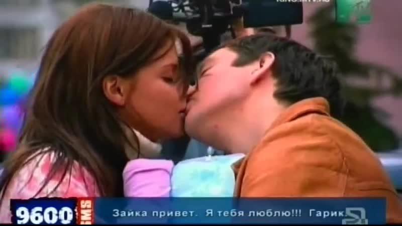 Настя Задорожная - Нет ничего сильнее Любви (O.S.T. Клуб MTV, 2008)