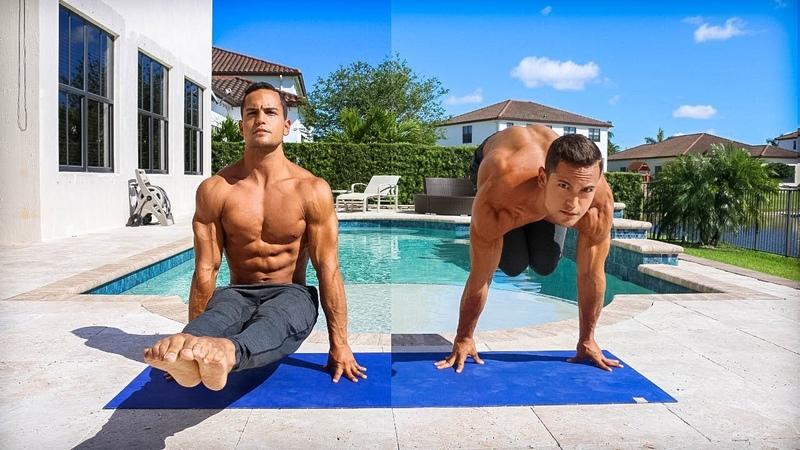 L-Sit Tuck Planche Tutorial | Arm Balances - PART III