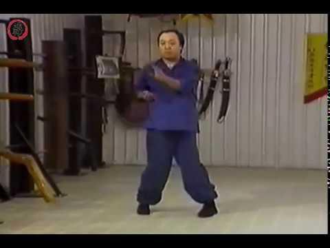 2-я форма в Вин Чун - Чам Киу | Wing Chun Form Cham Kiu