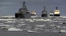 Вести.Ru: Отряд боевых кораблей Северного флота прибыл в Североморск после арктического похода