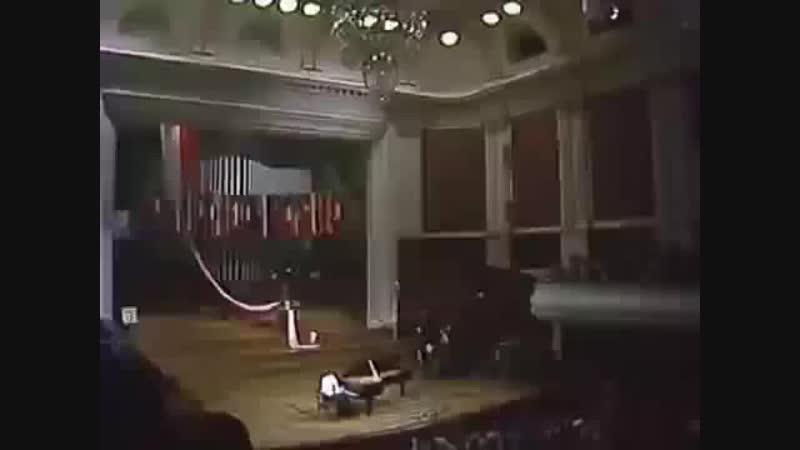 Chopin - Piano Sonata No.2 Mvt 3 (Pogorelich)