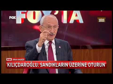 Kemal Kılıçdaroğlu Seçimde Elektrik Giderse Sandığa Oturun