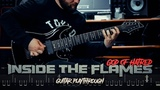 Inside the Flames - God of Hatred - Tab in video  Schecter Hellraiser C8  Mercuriall U530