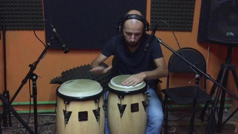 Запись перкуссии. Студия звукозаписи в Самаре