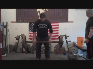3 inch barbell deadlifting grab training