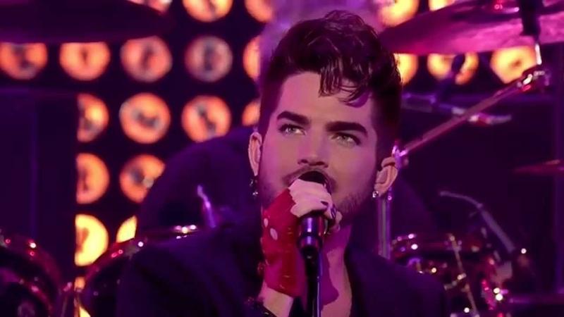 Queen Adam Lambert - I Want To Break Free - New Years Eve London 2014