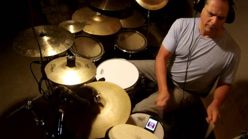 Led Zeppelin - Whole Lotta Love drum cover by Steve Tocco