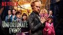 Лемони Сникет: 33 несчастья | A Series of Unfortunate Events - трейлер (3-й сезон)