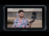 The Ultimate vlogging monitor Dave Maze on the Atomos Shinobi