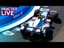 🔴 Practice 3: Sunday | 2018 Qatar Airways New York City E-Prix | ABB FIA Formula E Championship