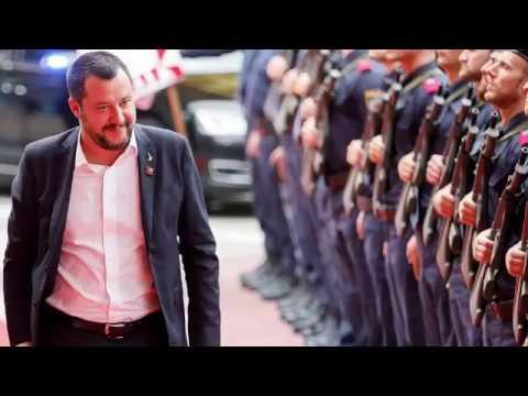 Salvini discorso sull'imigrazione