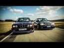 История Mercedes W124 ВОЛЧОК, Brabus 7.3л. V12 572л.с.