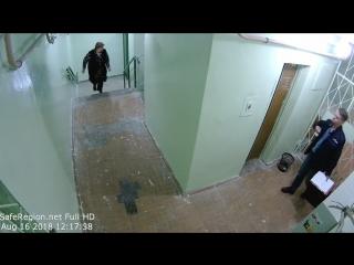 Подъезд №19. По квартирам ходят агенты ООО