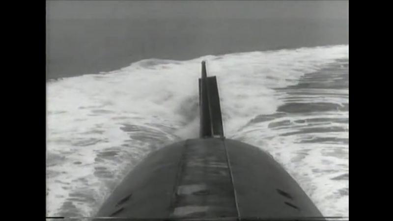Скоростной титановый подводный атомный ракетоносец К-162 _ 1971 _ ЦНИИ им. А.Н.