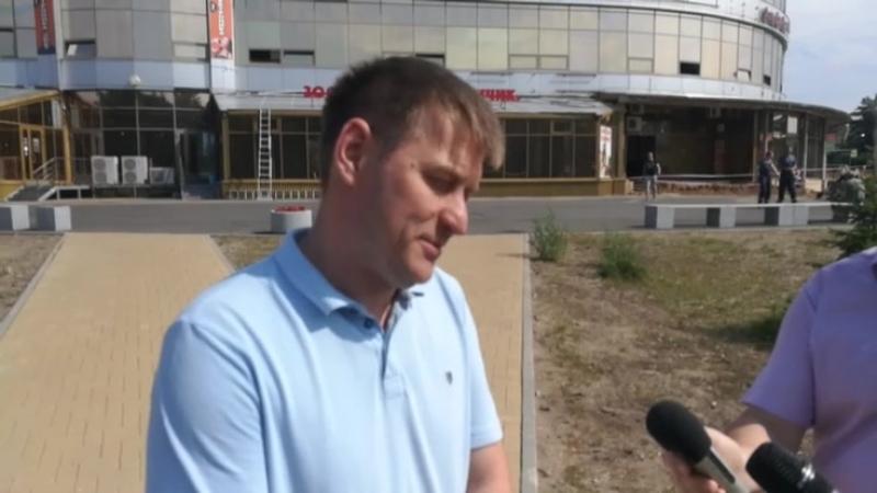 Комментарий Алексея Грибаненкова, директора СПЕЦАВТОТРАНСА, по поводу прополки цветов в городе