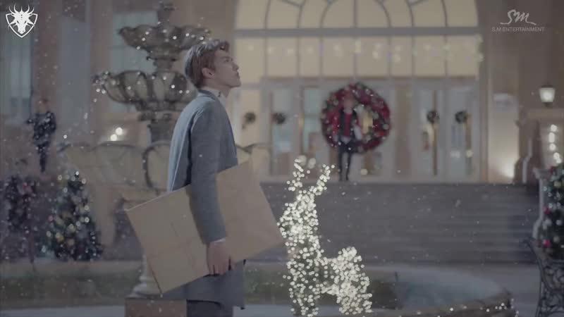 [КАРАОКЕ] EXO - Miracles in December рус. суб._рус саб