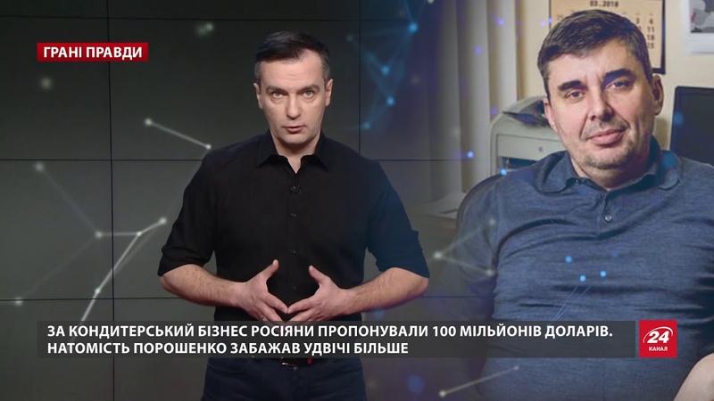 Липецька фабрика Roshen як Порошенко продовжує вести бізнес в Росії Право на правду
