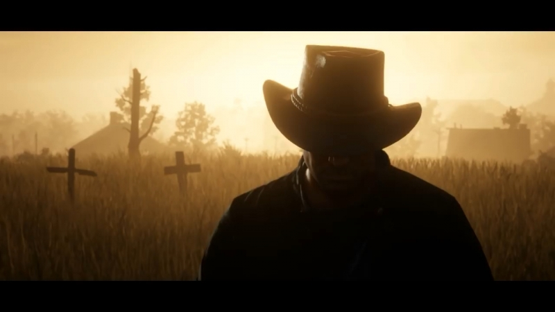 Red Dead Redemption II - Official Third Trailer   PS4
