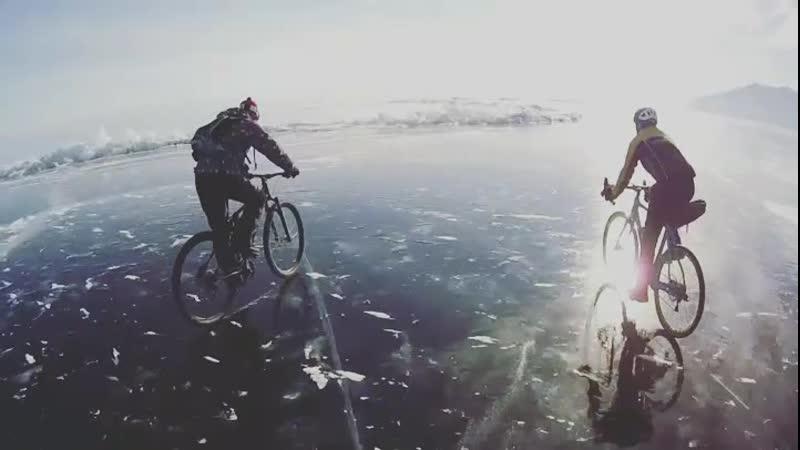 По Байкалу на шипах