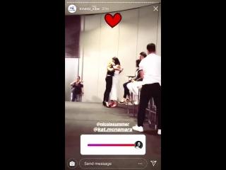 Мероприятия: Кэтрин и Никола на Коне в Милане