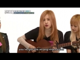 Rose - Not for long (Weekly idol)