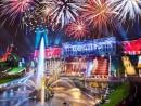 Открытие фонтанов в Петергофе-2018
