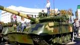 Киев День защитника Отечества Показ военной техники 14 10 2018г
