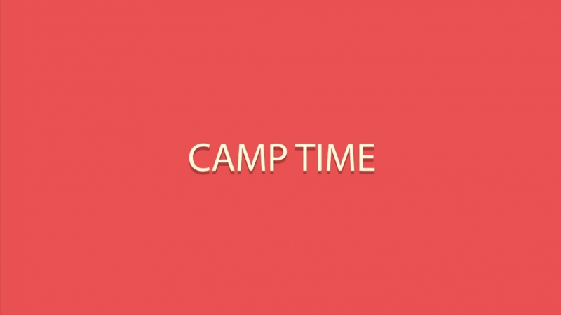 Camp Time 9 - Футбольный матч в Smart Camp (1 смена 2018 г.)