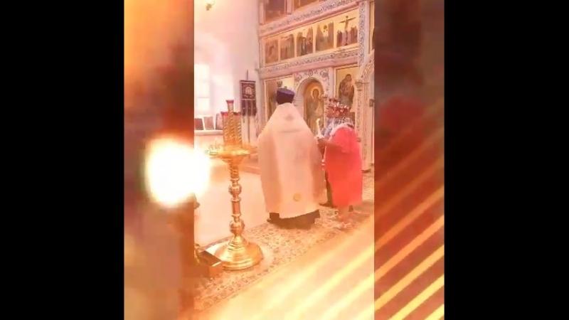 Венчание любимых тёти Веры и дяди Игоря