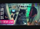 DJ Devi - Radio Show INSOMNIA Episode 5 ТВС 101,9FM 01.12.2018