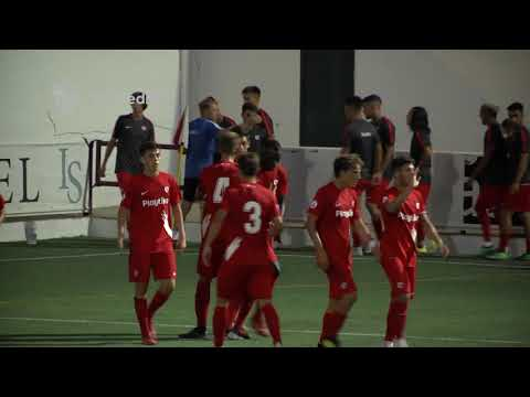 0-1: El Sevilla Atlético se alza con el XLIII Trofeo Ciudad de Utrera