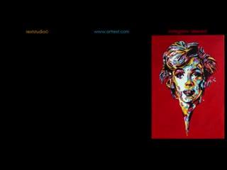 Marilyn Monroe Yello Red Blue Yello Red Blue...