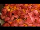 Сырный суп с Элитной колбасой