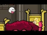 2D Retro Mario and Princess Peach Sex Tape