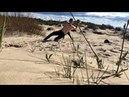 Как Поднять Свой Уровень в Футболе на Пляже VLOG 3