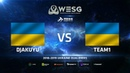 Djakuyu vs Team1, map 1 Inferno, WESG 2018-2019 Ukraine Finals
