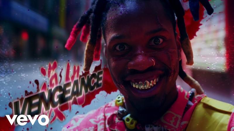 Denzel Curry - VENGEANCE   VENGEANCE ft. Jpegmafia, ZillaKami